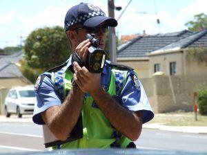 Kontrola policji