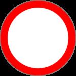 Znak zakaz