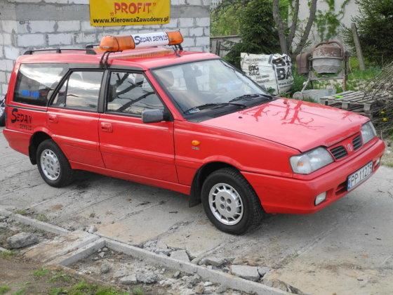 """Polonez-16GSi-Kombi-560x420 """"Samochodami interesuję się chyba od zawsze"""" - czyli pierwszy wywiad z miłośnikiem zabytkowych pojazdów"""