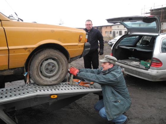 """Polonez-Borewicz-560x420 """"Samochodami interesuję się chyba od zawsze"""" - czyli pierwszy wywiad z miłośnikiem zabytkowych pojazdów"""
