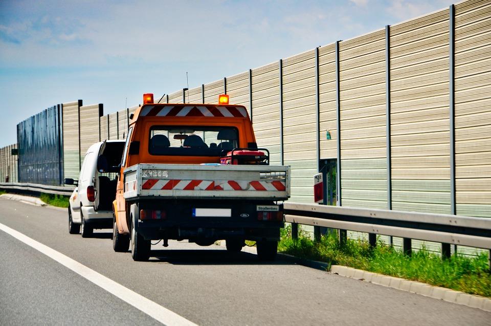 Rewelacyjny Wyłączenia przewozu drogowego wykonywanego pojazdami pomocy drogowej FR05